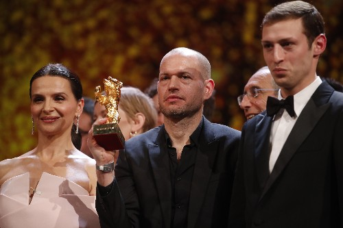 Israeli director Nadav Lapid's 'Synonyms' wins Golden Bear