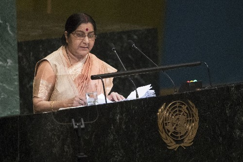 India, Pakistan clash in UN over support for terrorists