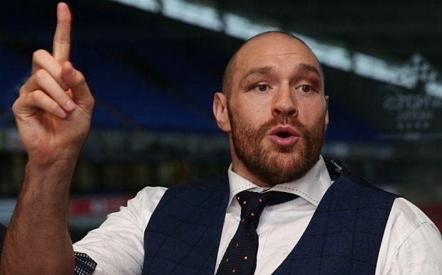 Tyson Fury's hatred is a lot more dangerous than his boxing