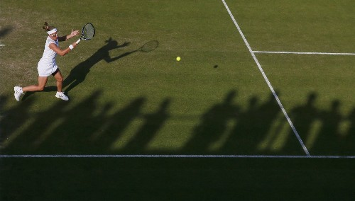 Wimbledon Day 3 in Pictures