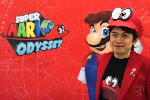 Nintendo's Yoshiaki Koizumi on Super Mario Odyssey and the future of the Switch
