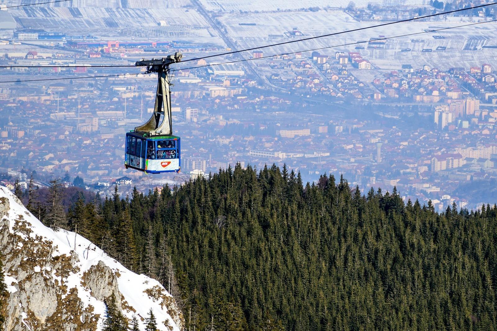 Beyond Braşov: exploring Transylvania's great outdoors