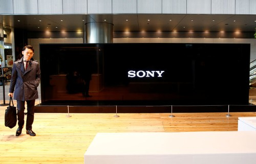 Sony forecasts lower annual profit as gaming business slows
