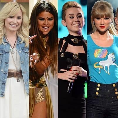 Miley Sirus, Taylor Swift e Selana Gomez. Essas três meninas ligaram para Demi Lovato enquanto ela estava na reabilitação. Em uma entrevista a um jornal de Hollywood a cantora revelou que perdeu muitos amigos enquanto estava na clínica.