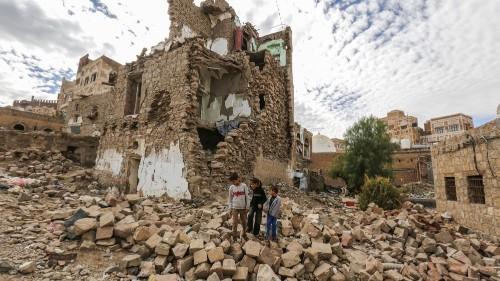 Yemen: Displaced in Sanaa's Old City
