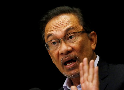 Malaysia's Anwar says sexual assault claim is 'politics at its worst'