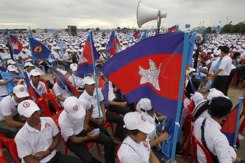US firm: Chinese hackers infiltrate Cambodia ahead of polls