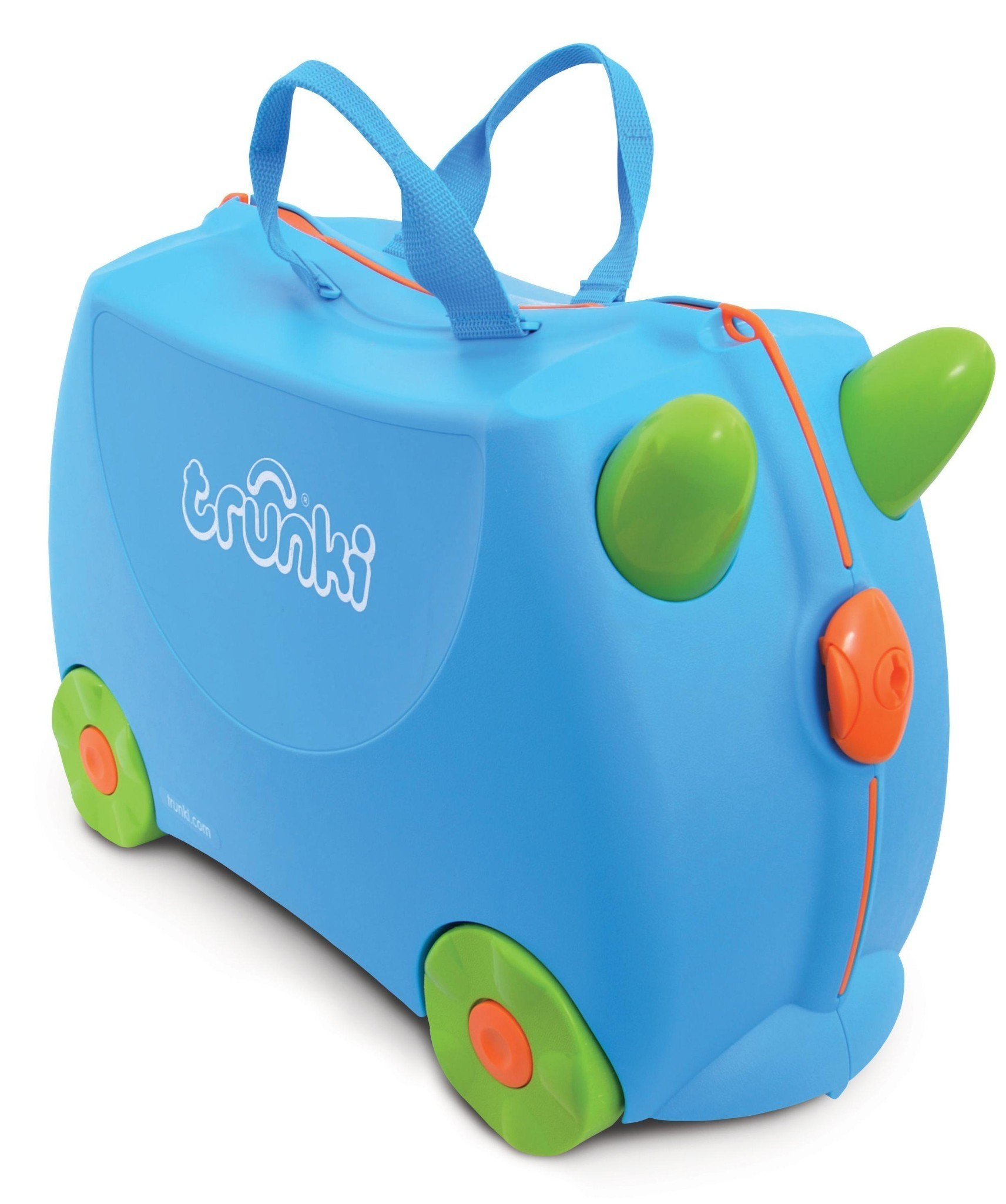 Trunki trumped by Kiddee in design battle of the suitcases