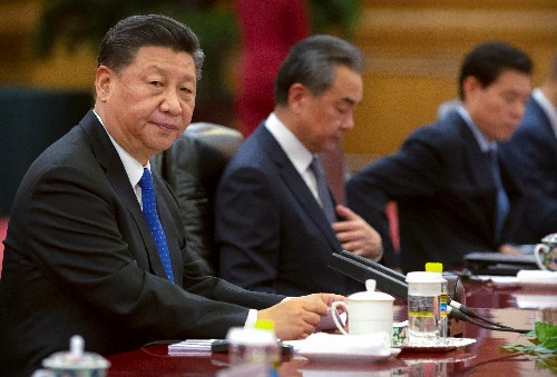 Xi Jinping tells officials not to be lazy and 'spend whole day eating'