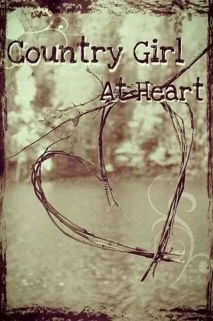 Country Girl - Magazine cover