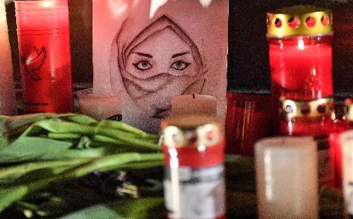 German gunman calling for genocide kills 9 people