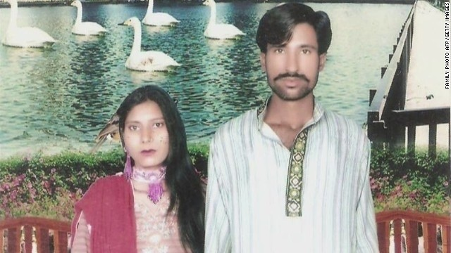 50 arrested in slaying of Christian Pakistani couple