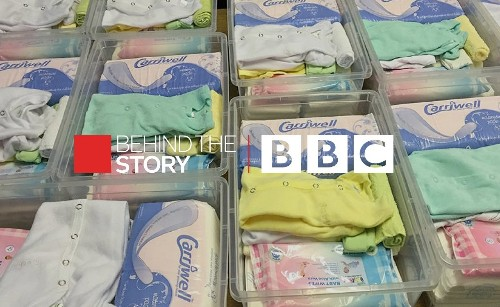 BBC Behind the Story: Rise of the Baby Box