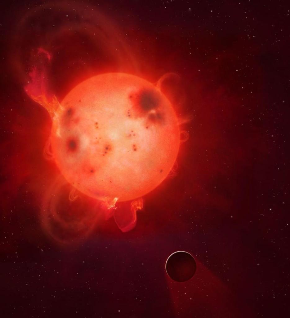 Radiation superflares make Earth-like planet uninhabitable, research suggests