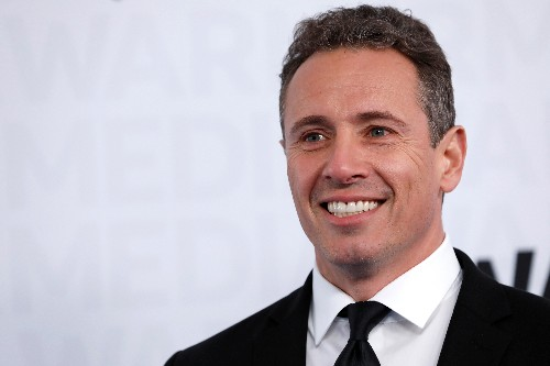 New York governor says brother, CNN anchor Chris Cuomo, has coronavirus
