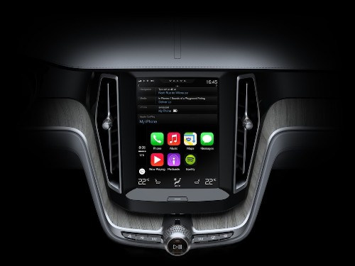 """Volvo Shows Apple CarPlay In New Video, Says Wi-Fi Connectivity Is """"Coming Soon"""""""