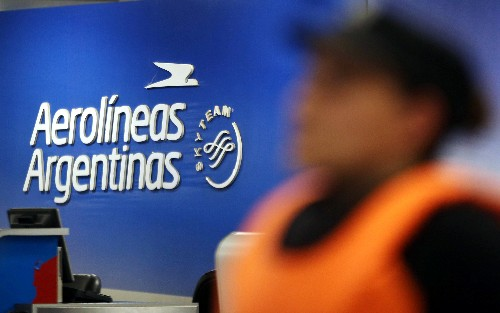 Exclusive: Argentina's Aerolineas to add new flights to New York and Madrid - chairman