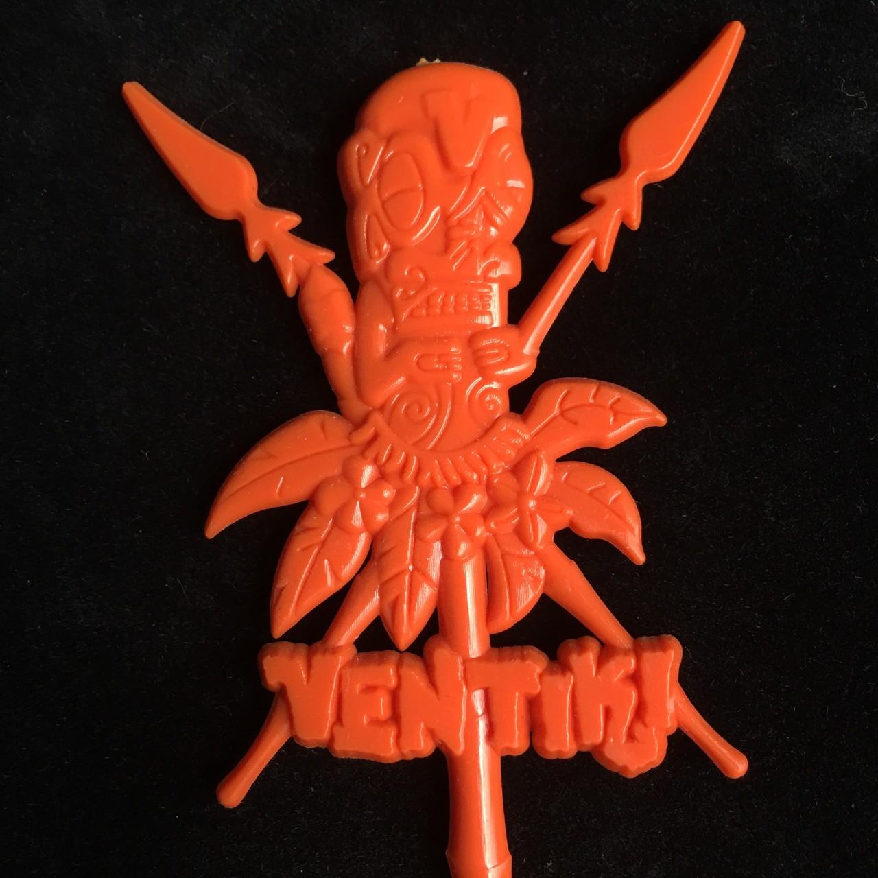 Ventiki Swizzle designed by Tiki Tony