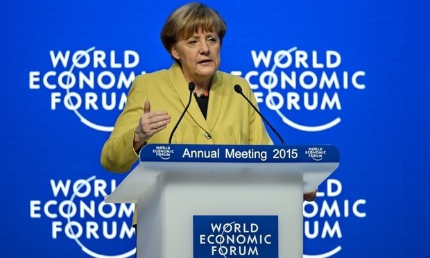 Angela Merkel says Greece must take responsibility for its debts