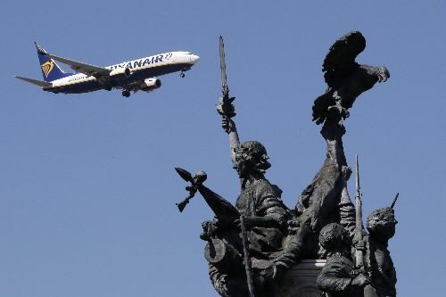 Strike by Ryanair cabin crew in Portugal has little impact