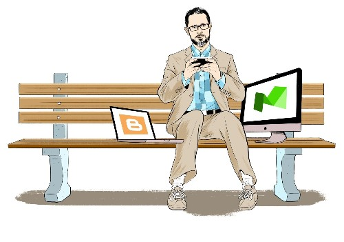 Ev Williams is The Forrest Gump of the Internet
