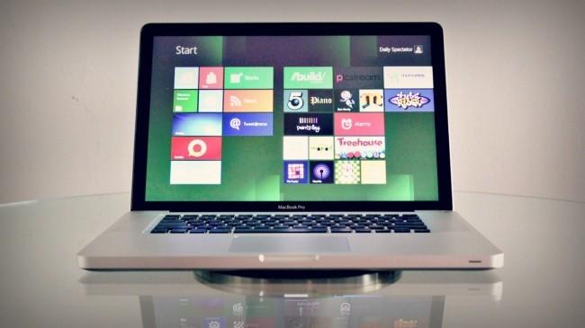 il Est Possible D'installer Windows 8.1 Sur Mac Book Pro !