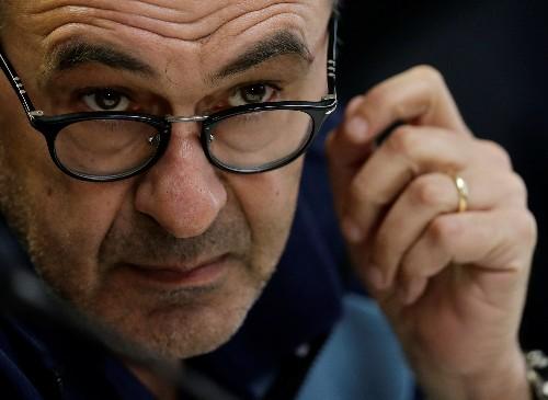 Soccer: Drinkwater has no future at Chelsea, says Sarri