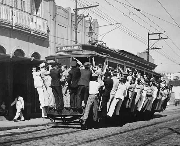 Vintage Rio de Janeiro: 1943