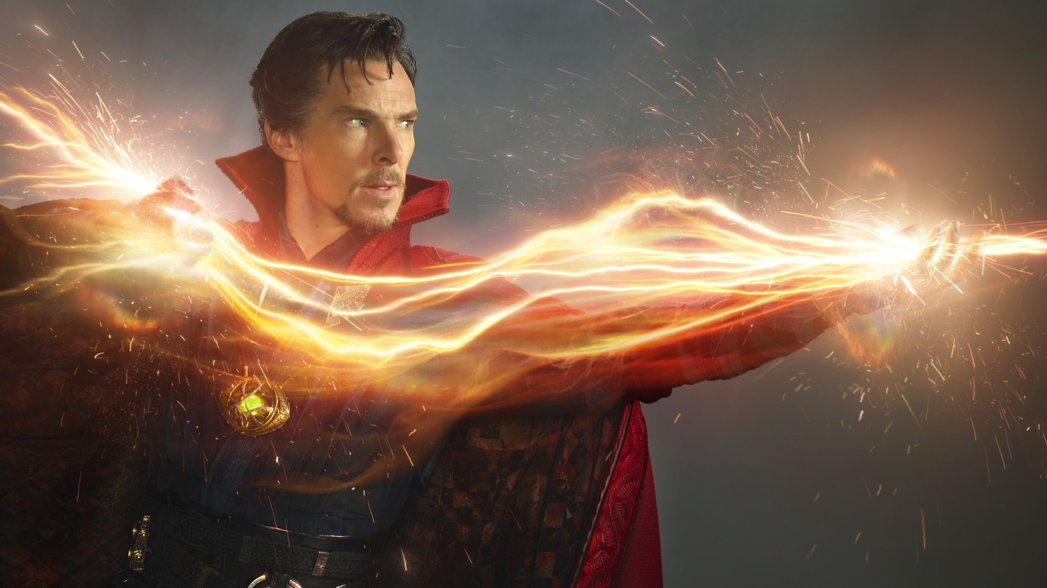 Marvel's 'Doctor Strange': A Long, Strange, Trippy Origin Story