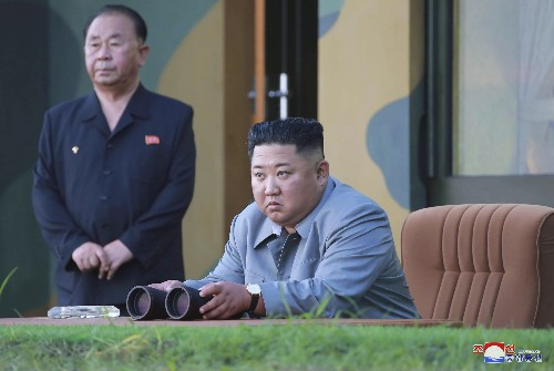 S.Korea says N.Korea has fired 2 more projectiles into sea