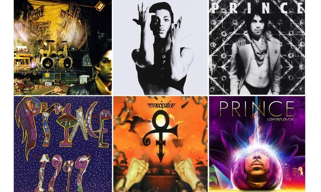 Prince: every album rated – and ranked