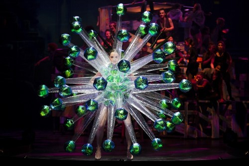 The World of WearableArt in Pictures