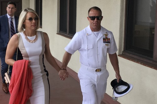 Witness: Navy SEAL called dead prisoner an 'ISIS dirtbag'