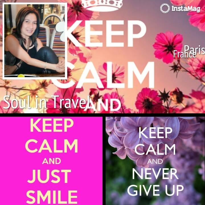 Keep Calm - Magazine cover