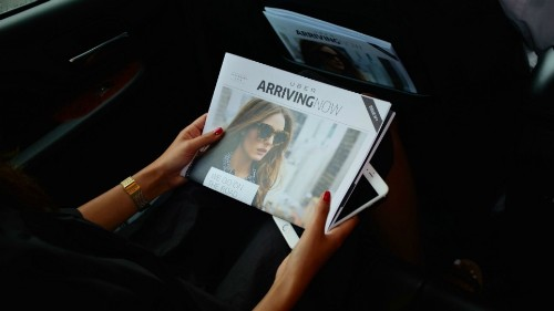 Ubers Are About To Start Carrying Their Own In-Car Magazine