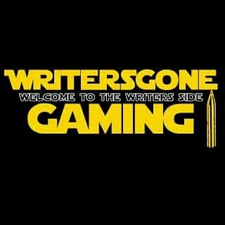 Writers  Gone Gaming - Magazine cover