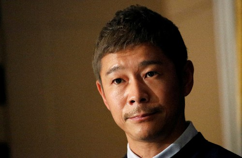 Japanese billionaire Maezawa pulls out of dating show that promised the moon