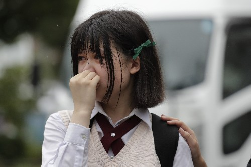 Suspect in Japan anime studio arson reportedly had grudge