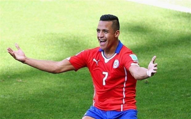 Alexis Sanchez signing close to completion as Arsenal fend off competition from Juventus