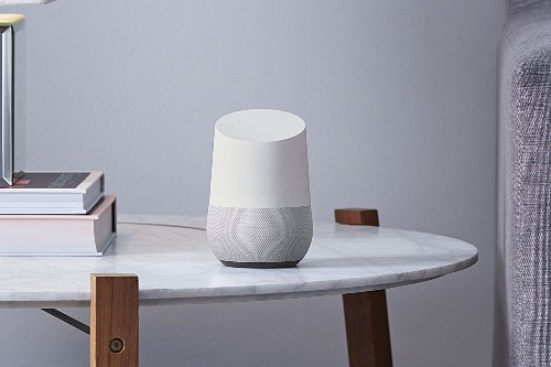 The new Google Home speaker will reportedly cost $50 less than the Amazon Echo