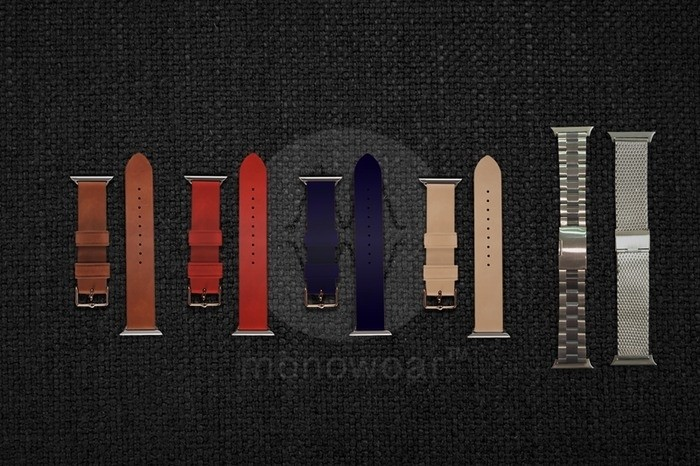 Third-party Apple Watch straps coming soon with stainless steel bands under $100