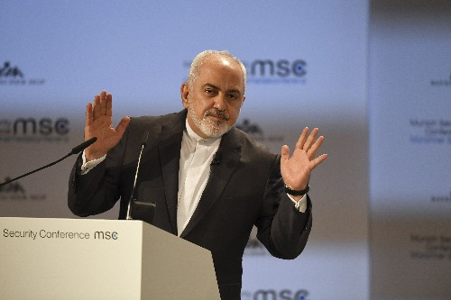 Iran pressures Europe to do more to save the nuclear deal