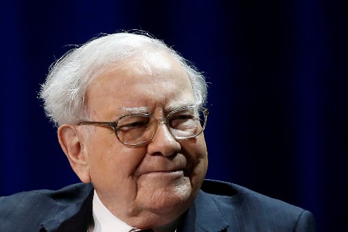 Warren Buffett: I bought $12 billion of stock after Trump won