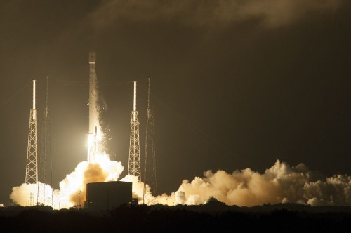 For The First Time, SpaceX Will Land A Rocket After Launch