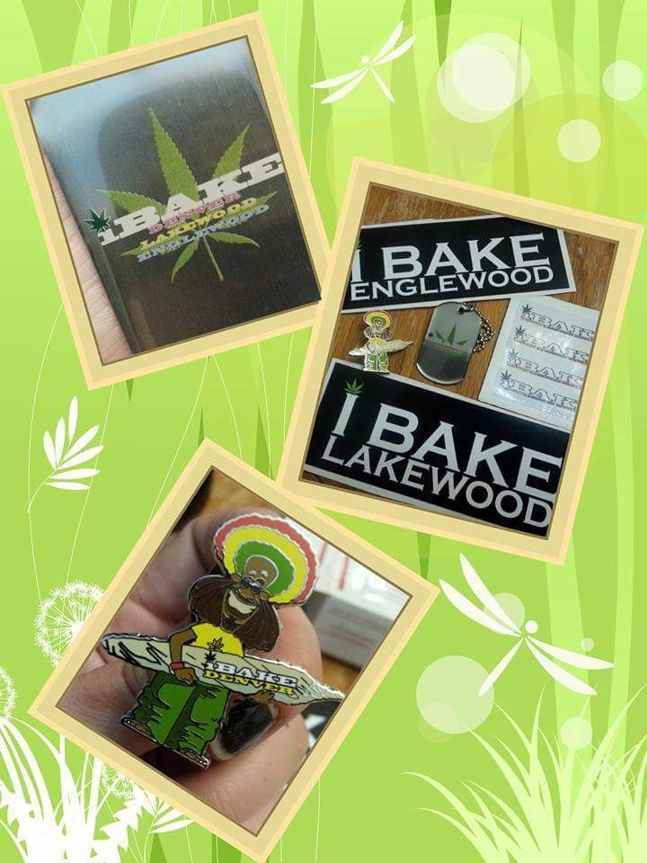 #WeedRover prize pack! If you spot the #WeedRover driving around #Denver, take a picture and post it on Facebook, Twitter, or Instagram and tag it with #iBakeDenver #WeedRover and we will send you a prize pack!