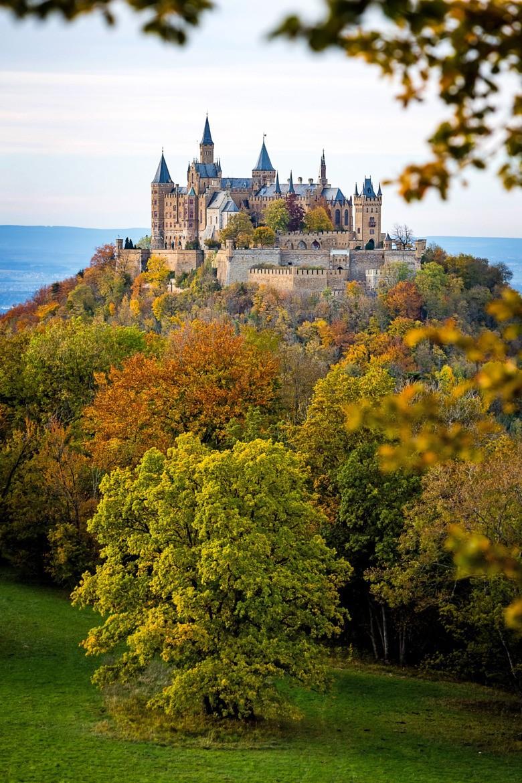 viola 🌏 Burg Hohenzollern - Germany