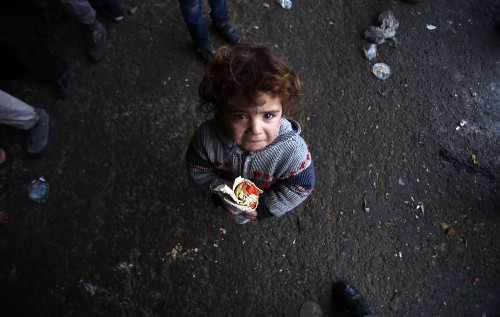 Scenes from the Siege of Aleppo: Pictures