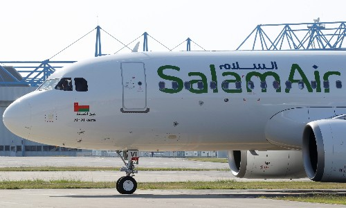 Oman's SalamAir expects to carry 1.3 million passengers this year