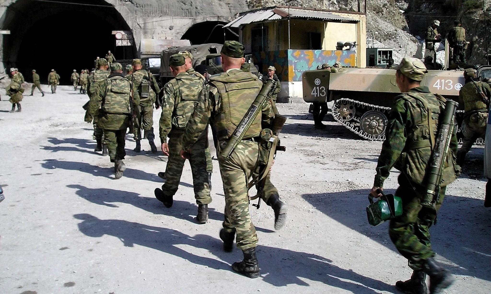 Five people killed in Dagestan church shooting