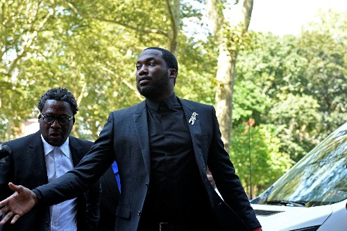 Rapper Meek Mill to appeal sentence that drew activists' ire